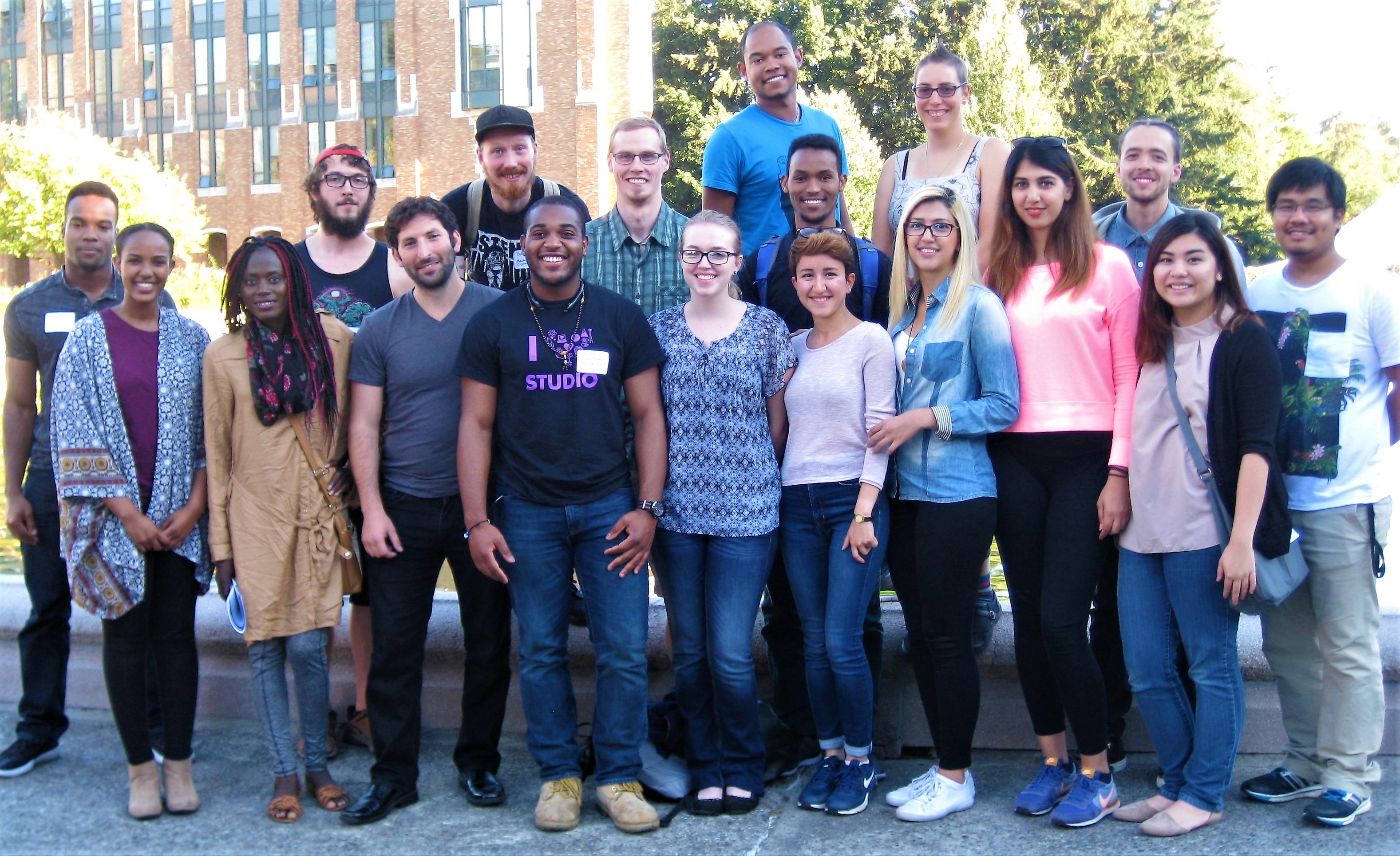 2017 Martin Family Scholars