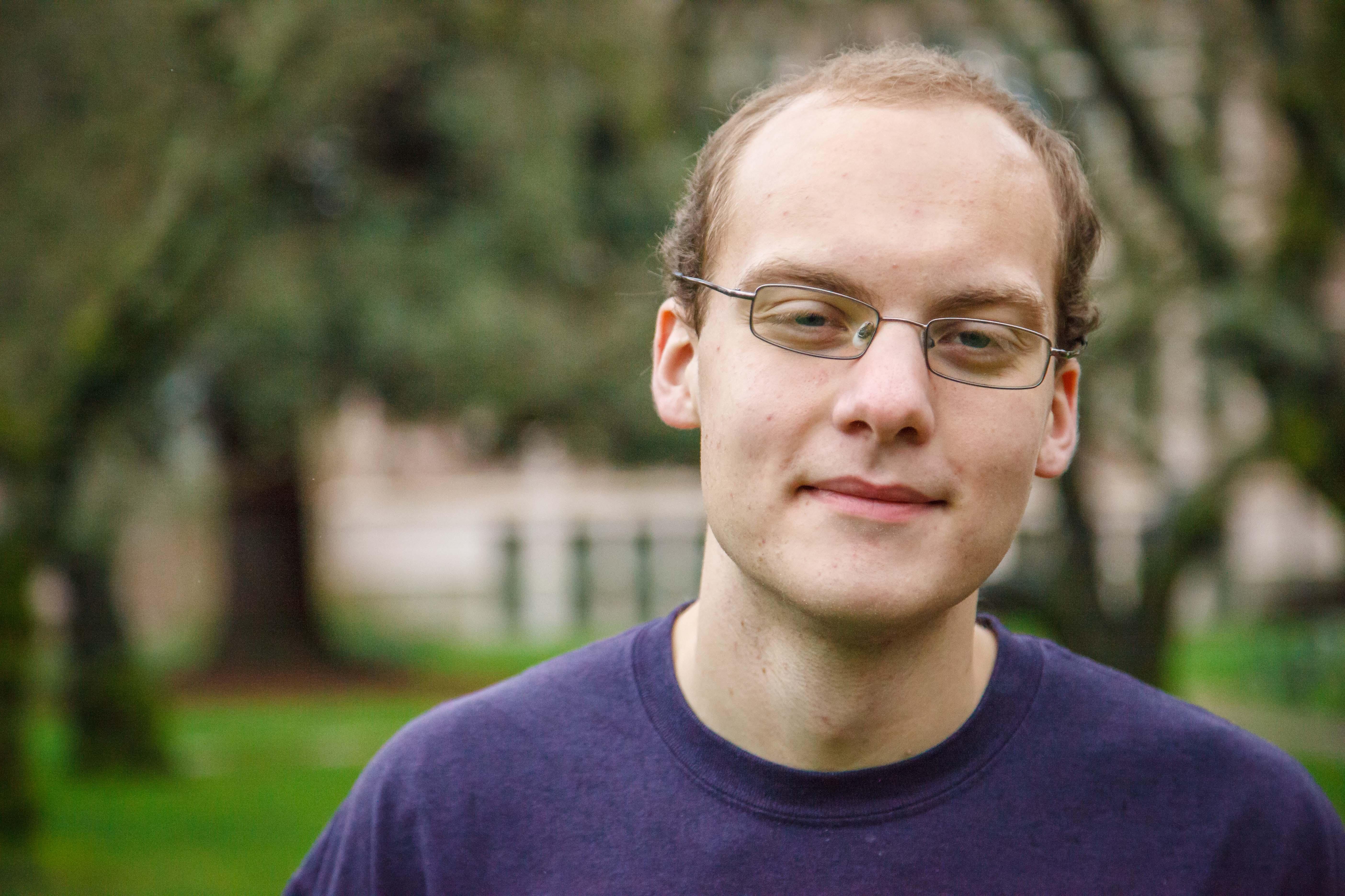 Caleb Huffman