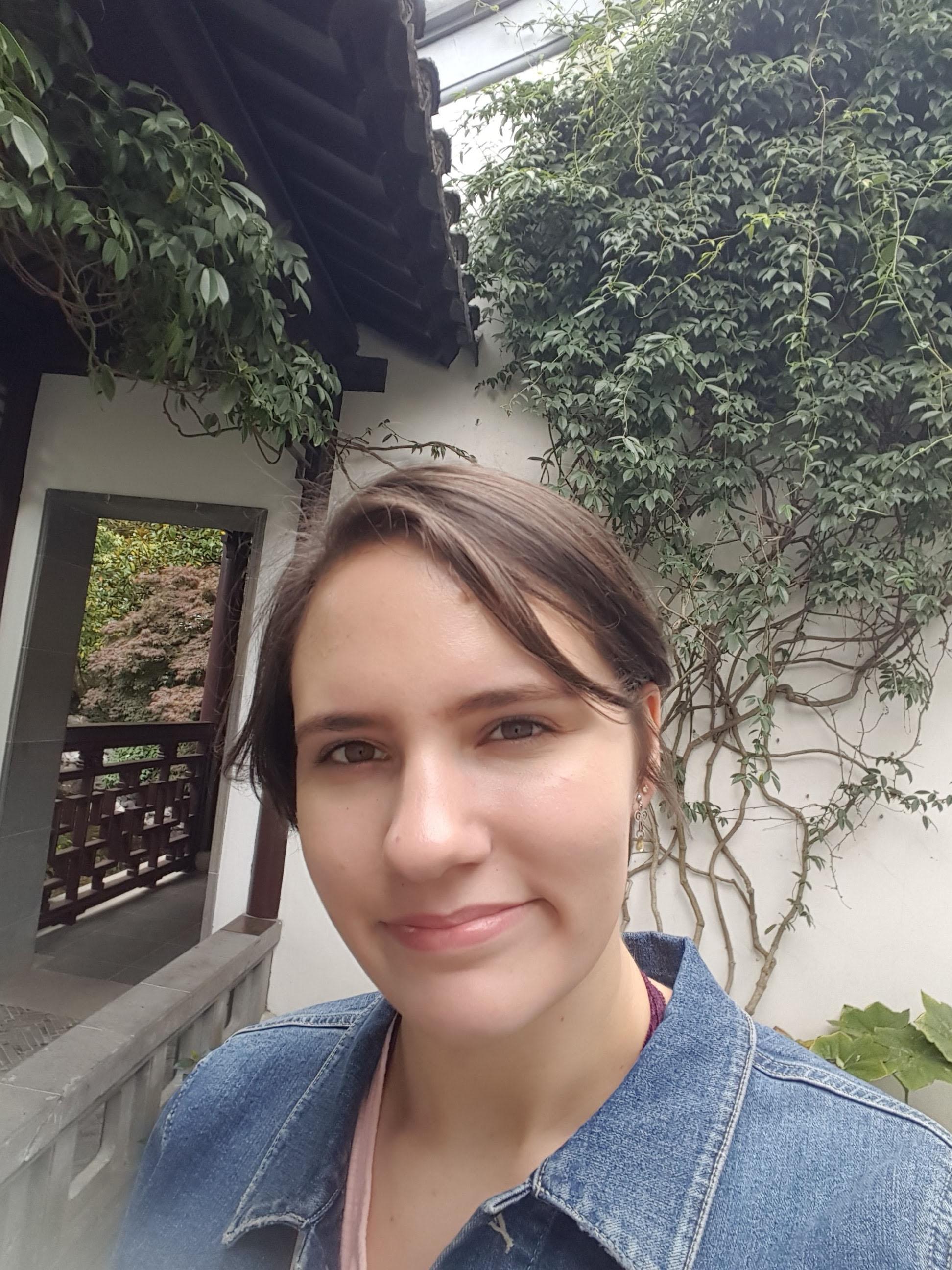 Isabel Bartholomew, Alternate to South Korea